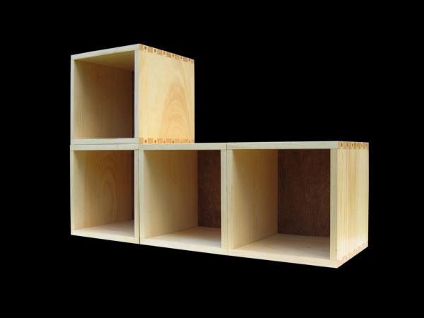Cube Storage Unit 3