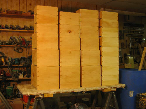 25 Drawer Apothecary Chest 3