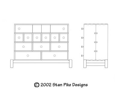 Apothecary Style Cd Storage Cabinet ldnmen.com